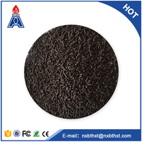Catalytic carrier activated carbon