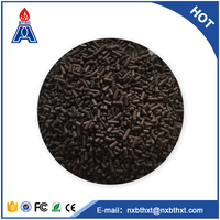 Activated carbon for industrial wastewater treatment