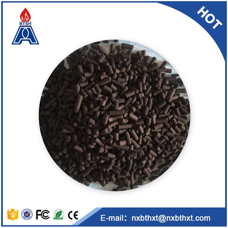 精脱硫用煤质活性炭